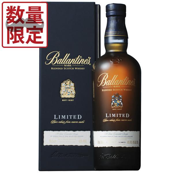 (箱付き) (正規品) バランタイン リミテッド 43% 700ml瓶 (2014)(サントリー) (スコッチウイスキー) (ブレンデッド)