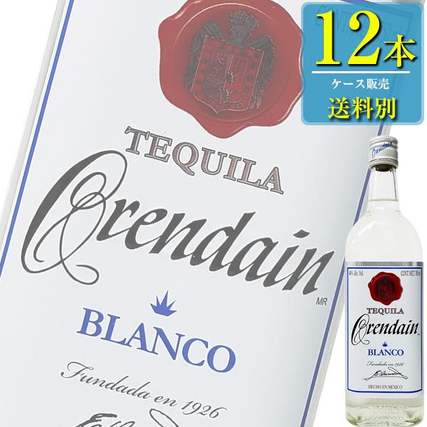 オレンダイン ブランコ テキーラ (40% ) 750ml瓶 x12本ケース販売 (リードオフジャパン)