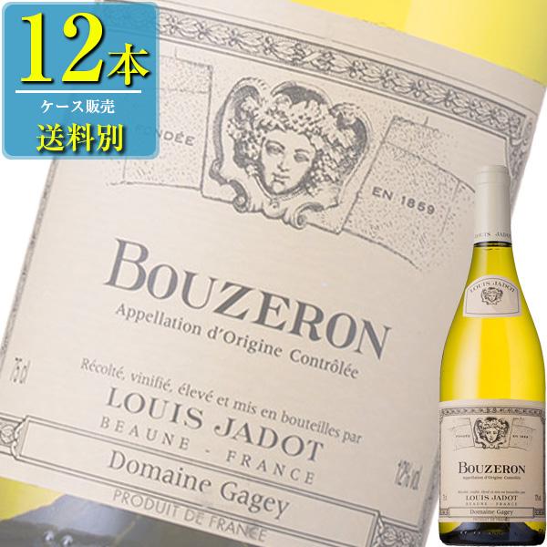 ルイ ジャド ブーズロン ドメーヌ ガジェ (白) 750ml瓶 x 12本ケース販売 (フランス) (白ワイン) (辛口) (NL)