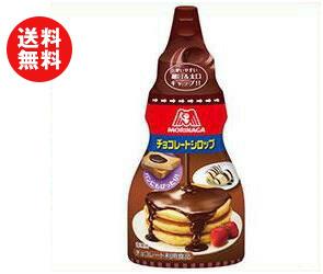 送料無料 【2ケースセット】森永製菓 チョコレートシロップ 200g×40(5×8)本入×(2ケース) ※北海道・沖縄・離島は別途送料が必要。