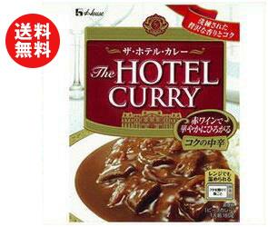 【送料無料】【2ケースセット】ハウス食品 ザ・ホテル・カレー コクの中辛 180g×30個入×(2ケース) ※北海道・沖縄・離島は別途送料が必要。