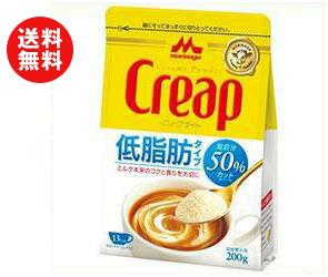 森永乳業 クリープライト 200g袋×24袋入 ※北海道・沖縄・離島は別途送料が必要。
