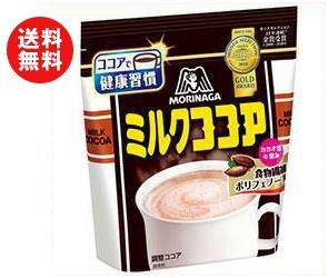 【送料無料】【2ケースセット】森永製菓 ミルクココア 300g袋×20袋入×(2ケース) ※北海道・沖縄・離島は別途送料が必要。