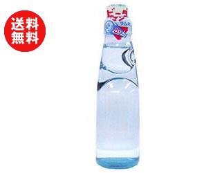 【送料無料】【2ケースセット】木村飲料 ビーダマンラムネ 200ml瓶×30本入×(2ケース) ※北海道・沖縄・離島は別途送料が必要。