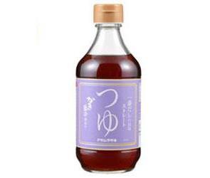 【送料無料】【2ケースセット】アサムラサキ かき醤油仕立てつゆ ストレート 400ml瓶×12本入×(2ケース) ※北海道・沖縄・離島は別途送料が必要。