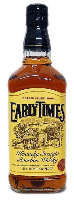 【送料無料】アサヒビール アーリータイムズ イエローラベル 40度 700ml瓶 1ケース12本