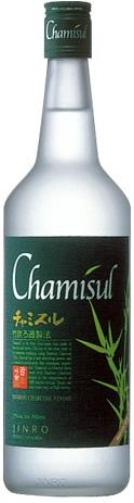 【送料無料】真露 眞露(ジンロ) JINRO チャミスル Chamisul 22度 700ml 1ケース12本
