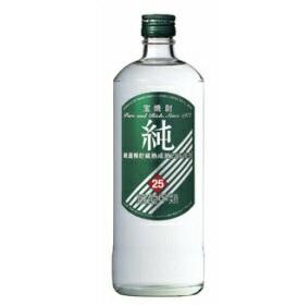 【送料無料】宝酒造 宝焼酎 純 25度 720ml瓶 1ケース(12本入)