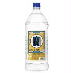 【送料無料】宝酒造 宝 焼酎 20度 2.7L(2700ml) 1ケース6本