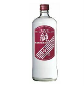 【送料無料】宝酒造 宝焼酎 純 35度 720ml瓶 1ケース(12本入)