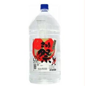 【送料無料】都城酒造 いも焼酎 さつま祭り 芋 25度 5L(5000ml) 1ケース4本