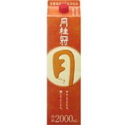 【送料無料】【あす楽対象商品!!】月桂冠 月桂冠 月(つき) 日本酒 2L 2ケース(12本)