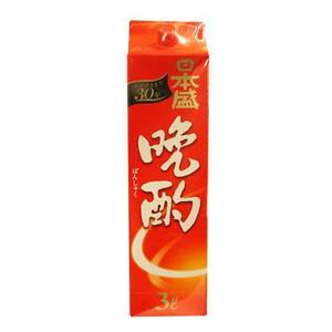 【送料無料】【あす楽対象商品!!】日本盛 晩酌 日本酒 3L 2ケース(8本)