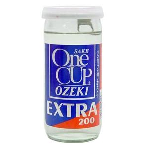 【送料無料!】大関 Ozeki ワンカップエキストラ 日本酒 200mlカップ 2ケース(60本)