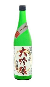 【越後桜酒造・新潟地酒】越後稲穂の舞 大吟醸 1.8L 瓶 6本ケース販売【送料無料!】