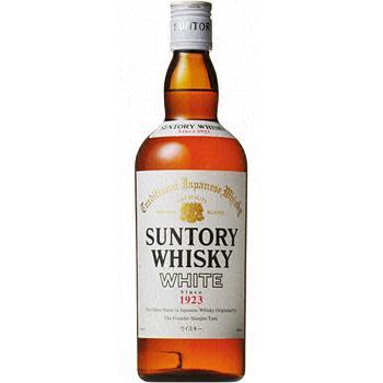 【送料無料】サントリー ホワイト 40度 640ml瓶 1ケース12本