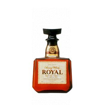 【送料無料】サントリー ローヤル 43度 700ml瓶 1ケース12本