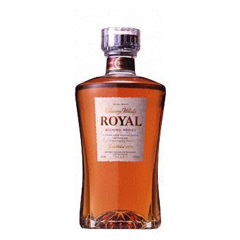 サントリーホールディングス株式会社 ローヤルスリム 43度 660ml瓶 1ケース12本