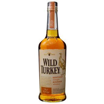 【送料無料】バーボン ワイルドターキー スタンダード 40度 700ml瓶 1ケース12本