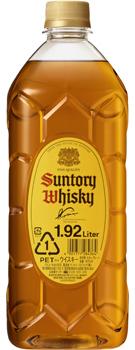 【送料無料・あす楽】 サントリー ウイスキー 角瓶 1920mlPET 1ケース6本入り
