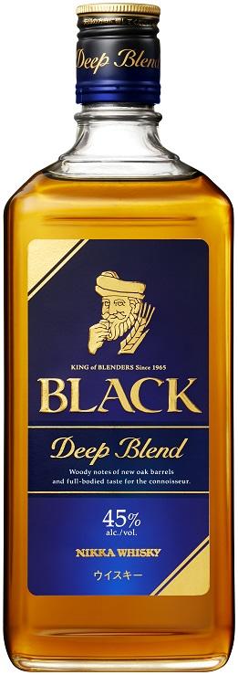 【送料無料】アサヒビール ブラックニッカ ディープブレンド 700ml瓶 1ケース12本