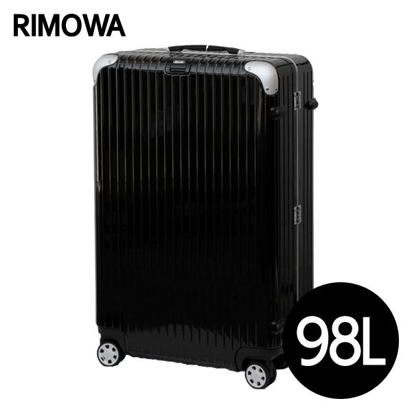 リモワ RIMOWA リンボ LIMBO マルチホイール 98L ブラック スーツケース 881.77.50.4【送料無料】※北海道・沖縄・離島を除く