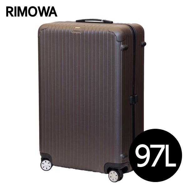 RIMOWA リモワ サルサ 97L マットブロンズ SALSA 810.77.38.4【送料無料】※北海道・沖縄・離島を除く