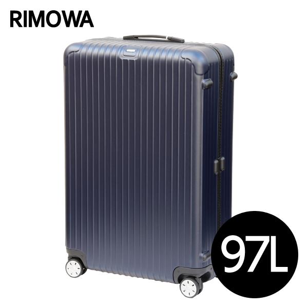 RIMOWA リモワ サルサ 97L マットブルー SALSA 810.77.39.4