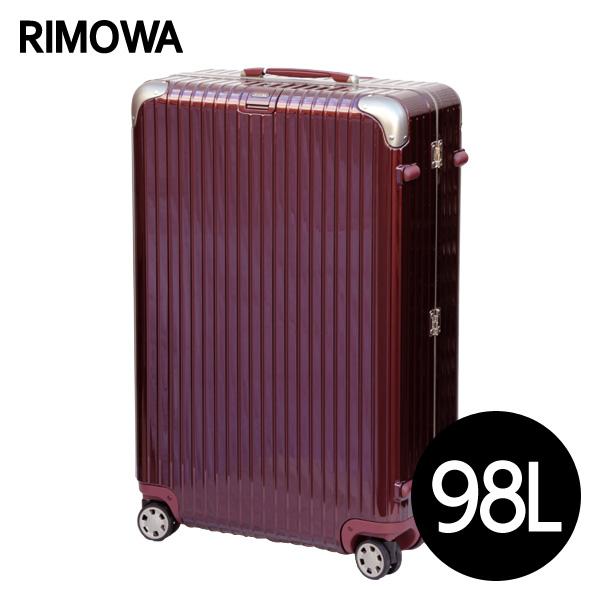 リモワ RIMOWA リンボ 98L カルモナレッド LIMBO マルチホイール スーツケース 881.77.34.4【送料無料】※北海道・沖縄・離島を除く