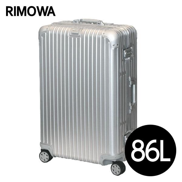 リモワ RIMOWA トパーズ 86L シルバー TOPAS スーツケース 924.70.00.4【送料無料】※北海道・沖縄・離島を除く