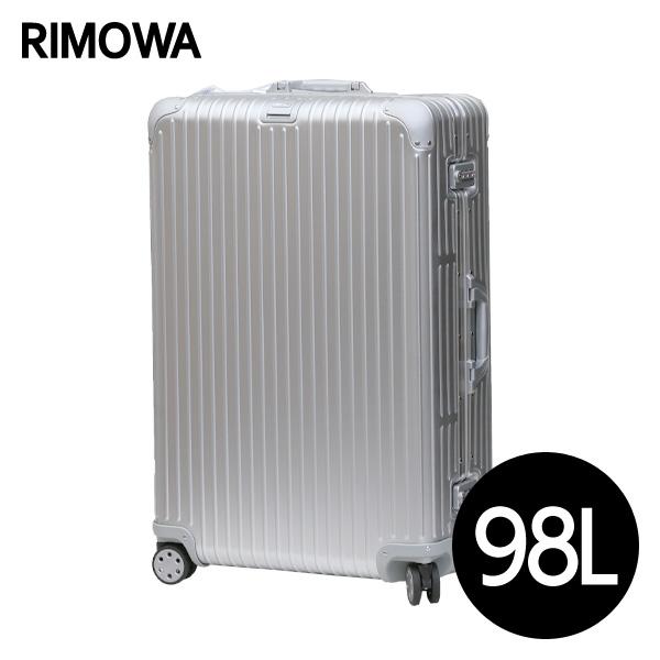 リモワ RIMOWA トパーズ 98L シルバー TOPAS スーツケース 924.77.00.4