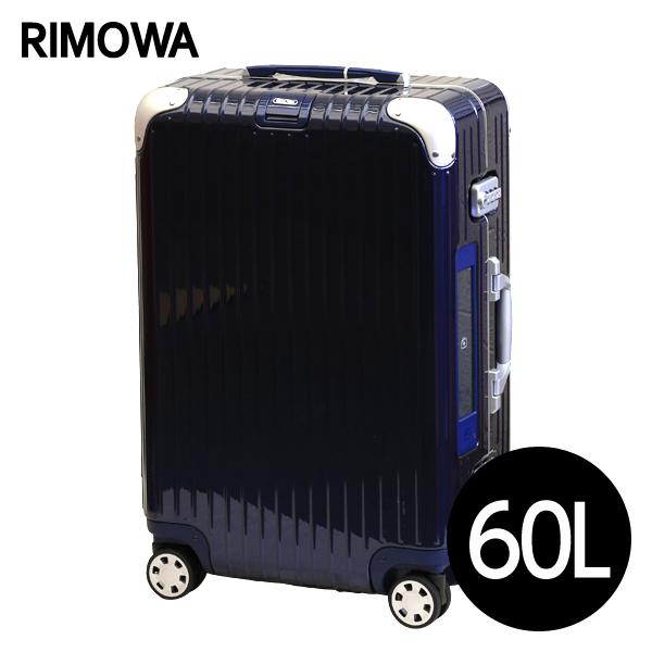 リモワ RIMOWA リンボ 60L ナイトブルー E-Tag LIMBO ELECTRONIC TAG マルチホイール スーツケース 882.63.21.5【送料無料】