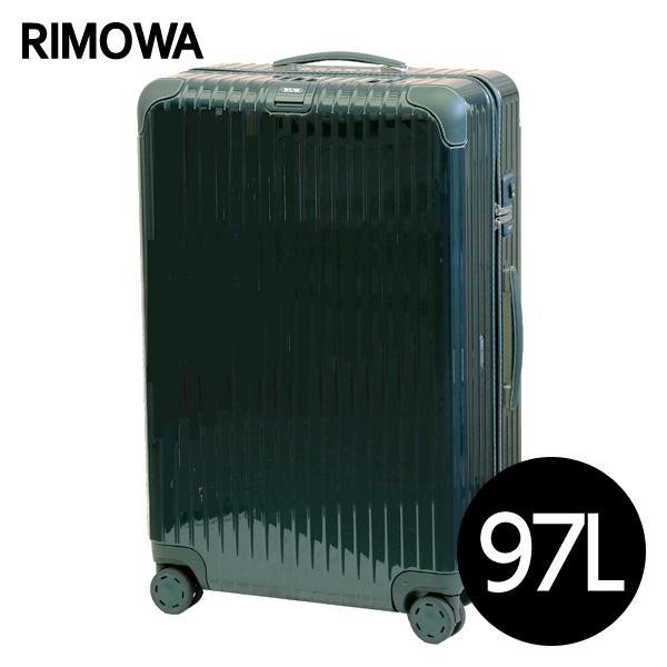 リモワ RIMOWA ボサノバ 97L ジェットグリーン/グリーン BOSSA NOVA マルチホイール スーツケース 870.73.40.4【送料無料】※北海道・沖縄・離島を除く