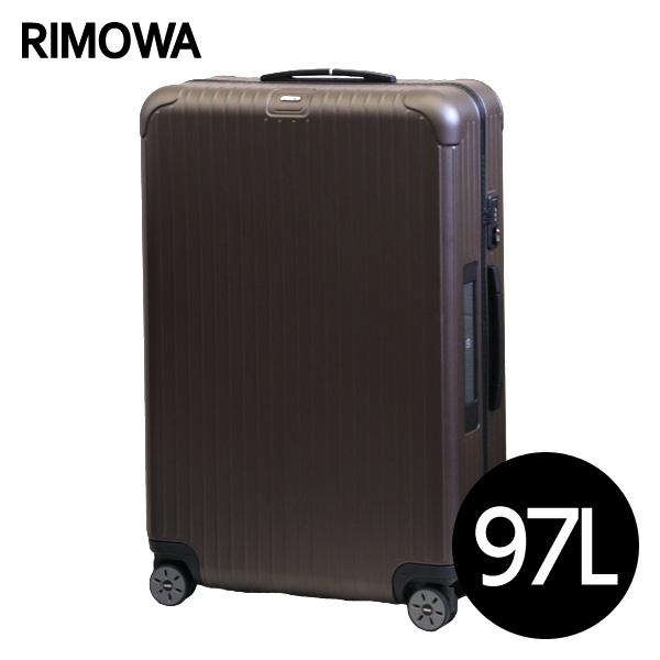 リモワ RIMOWA サルサ 96.5L マットブロンズ E-Tag SALSA ELECTRONIC TAG マルチホイール スーツケース 811.77.38.5【送料無料】