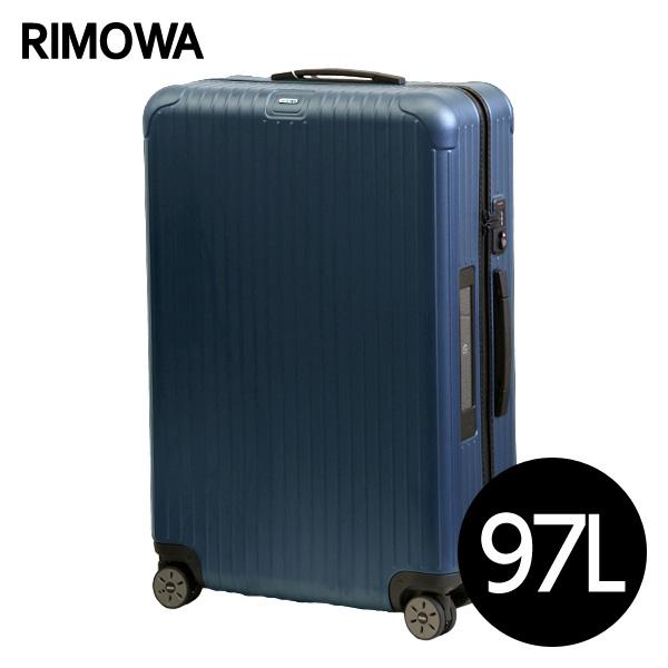 リモワ RIMOWA サルサ 97L マットブルー E-Tag SALSA ELECTRONIC TAG マルチホイール スーツケース 811.77.39.5【送料無料】※北海道・沖縄・離島を除く