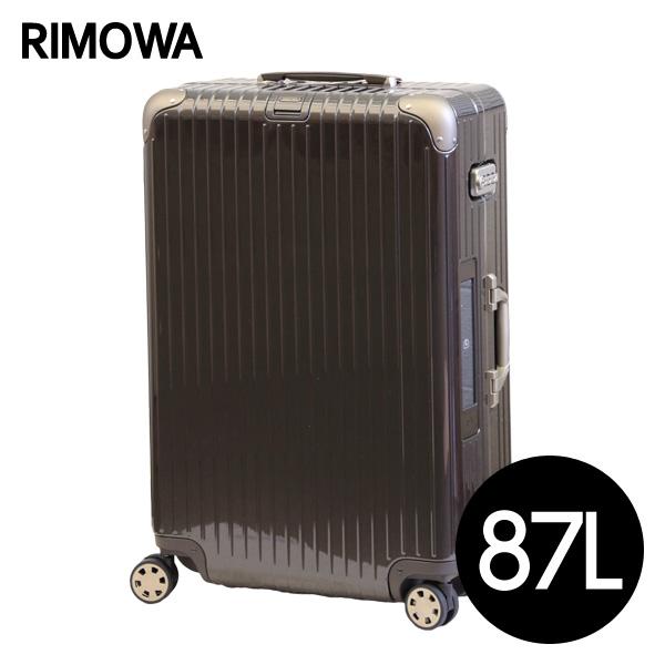 リモワ RIMOWA リンボ 87L グラナイトブラウン E-Tag LIMBO ELECTRONIC TAG マルチホイール スーツケース 882.73.33.5【送料無料】※北海道・沖縄・離島を除く