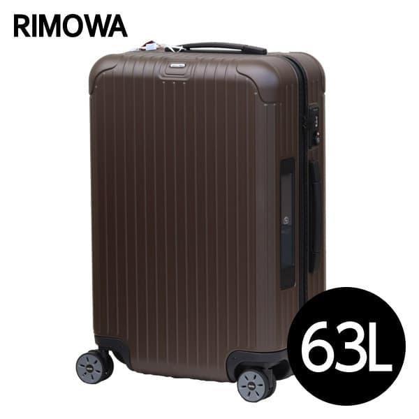 リモワ RIMOWA サルサ 63L マットブロンズ E-Tag SALSA ELECTRONIC TAG マルチホイール スーツケース 811.63.38.5【送料無料】※北海道・沖縄・離島を除く