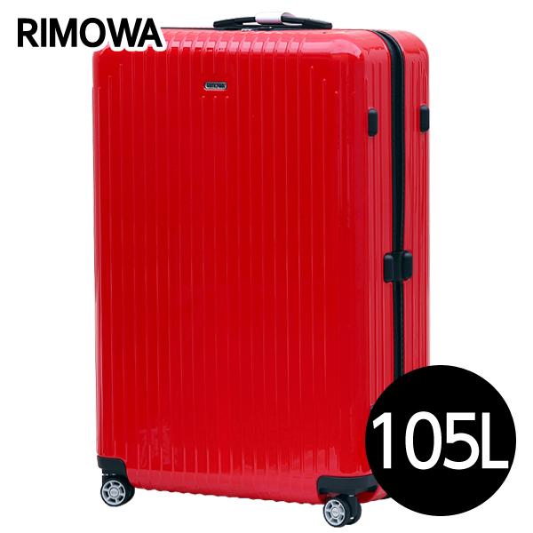 リモワ RIMOWA サルサ エアー 105L ガーズレッド SALSA AIR マルチホイール スーツケース 820.77.46.4