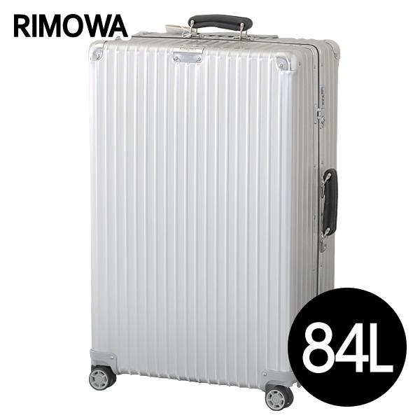 リモワ RIMOWA クラシック チェックインL 84L シルバー CLASSIC Check-In L スーツケース 972.73.00.4【送料無料】