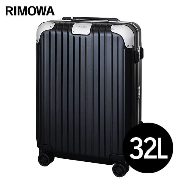 リモワ RIMOWA ハイブリッド キャビンS 32L マットブラック HYBRID Cabin S スーツケース 883.52.63.4【送料無料】