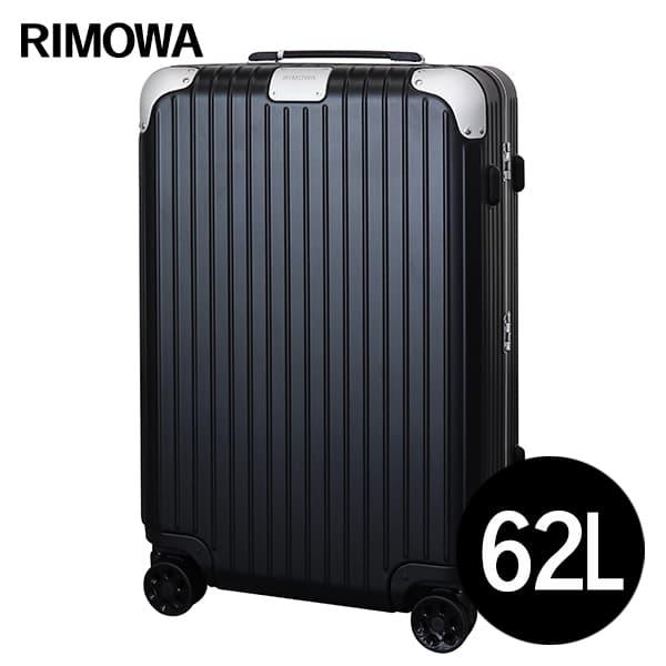 リモワ RIMOWA ハイブリッド チェックインM 62L マットブラック HYBRID Check-In M スーツケース 883.63.63.4【送料無料】