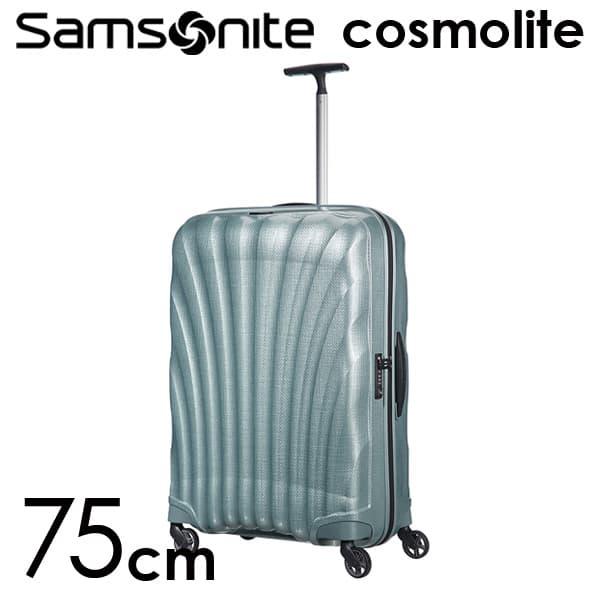 サムソナイト コスモライト3.0 スピナー 75cm アイスブルー Samsonite Cosmolite 3.0 Spinner V22-51-304 94L【送料無料】※北海道・沖縄・離島を除く