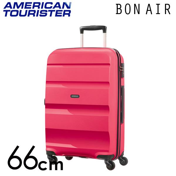 サムソナイト アメリカンツーリスター ボンエアー 66cm アザレアピンク American Tourister Bon Air Spinner 57.5L【送料無料】