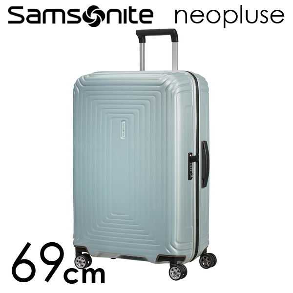 サムソナイト ネオパルス スピナー 69cm メタリックミント Samsonite Neopulse Spinner 74L 65753-7960