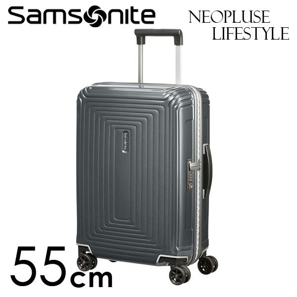 サムソナイト ネオパルス ライフスタイル 55cm メタリックグレー Neopulse LifeStyle 38L 105677-1543