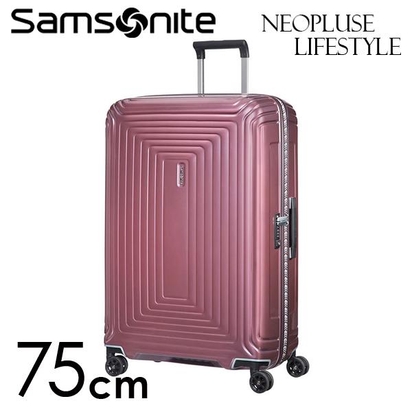 サムソナイト ネオパルス ライフスタイル 75cm メタリックローズ Neopulse LifeStyle 94L 105680-2647