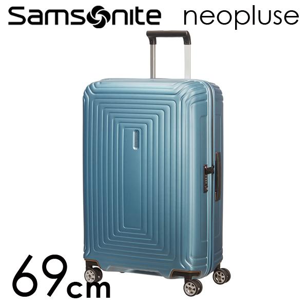 サムソナイト ネオパルス スピナー 69cm マットアイスブルー Samsonite Neopulse Spinner 74L 65753-5344【送料無料】