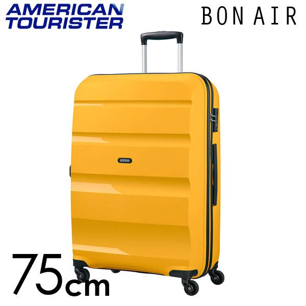 サムソナイト アメリカンツーリスター ボンエアー 75cm ライトイエロー American Tourister Bon Air Spinner 91L 59424-2347【送料無料】