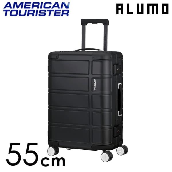 サムソナイト アメリカンツーリスター アルモ 55cm ブラック ALUMO Black 34L【送料無料】