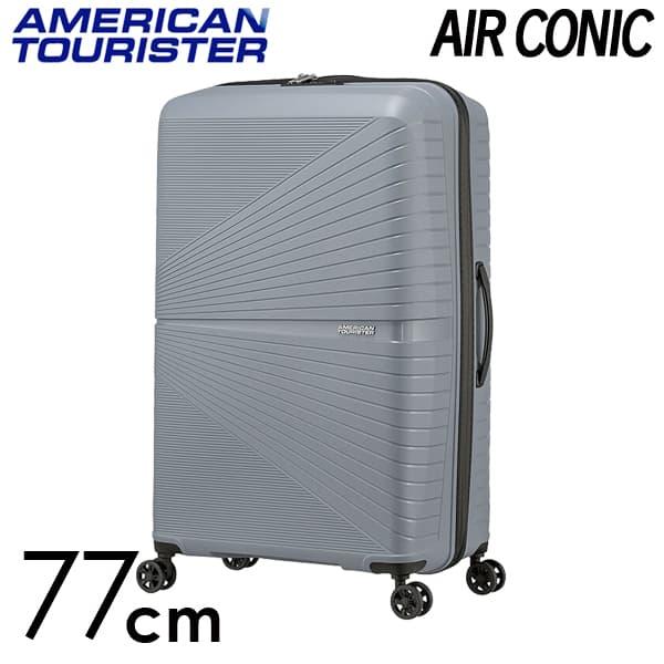 サムソナイト アメリカンツーリスター エアーコニック 77cm クールグレー AIRCONIC Cool Grey 101L【送料無料】